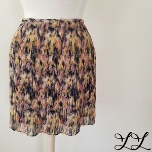 Madewell Broadway & Broome Skirt Pleated Short